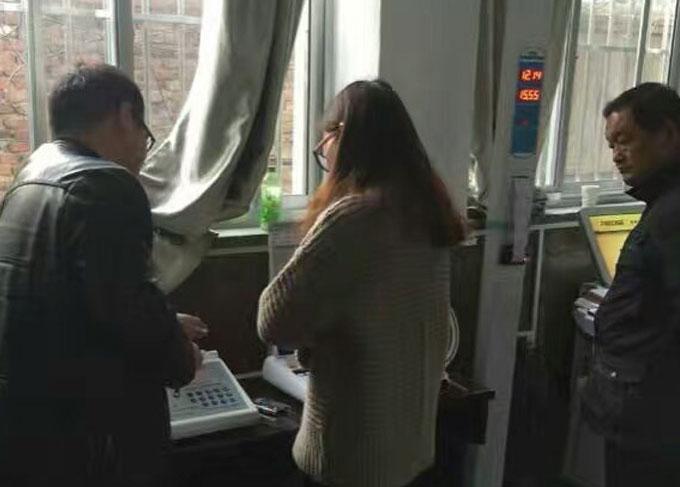 兖州市鼓楼社区卫生服务中心文东服务站―健康小屋调试安装